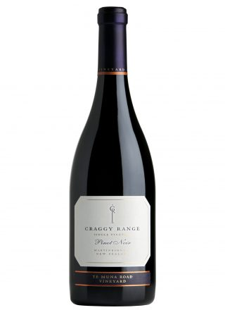 Craggy Range Pinot Noir Martinborough 2005